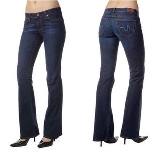 AG Adriano Goldschmied The Club Jeans Flare blue